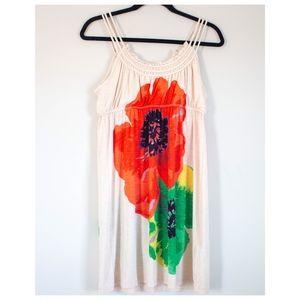 Dresses & Skirts - Forever 21 Floral Dress - Medium